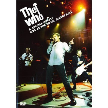 DVD WHO THE - LIVE AT THE ROYAL ALBERT