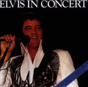 Elvis Presley - CD IN CONCERT