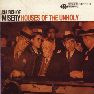 CD CHURCH OF MISERY - HOUSE OF THE UNHOLY