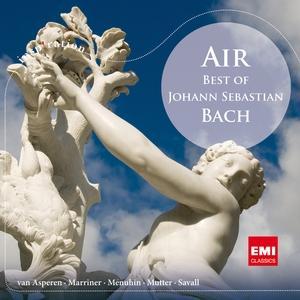 CD VARIOUS ARTISTS - AIR - BEST OF BACH
