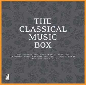 CD V/A - CLASSICAL MUSIC BOX