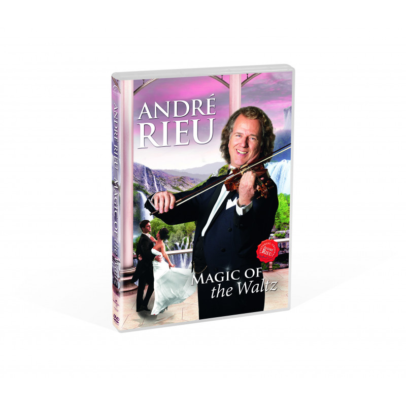 DVD RIEU ANDRE - MAGIC OF THE WALTZ