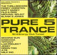 CD V/A - PURE TRANCE 5