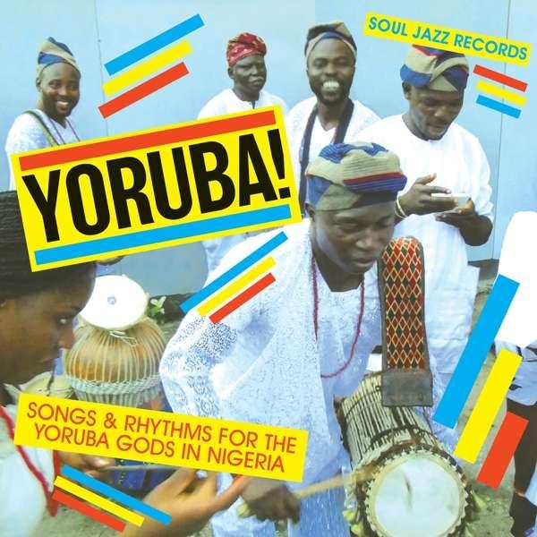 Vinyl V/A - YORUBA!