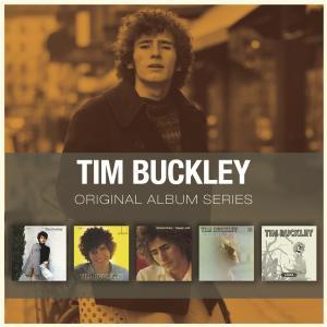 CD BUCKLEY, TIM - ORIGINAL ALBUM SERIES