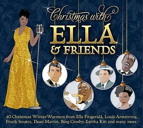 CD V/A - CHRISTMAS WITH ELLA AND FRIENDS