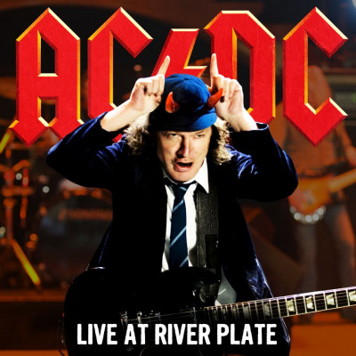 AC/DC - CD Live At River Plate