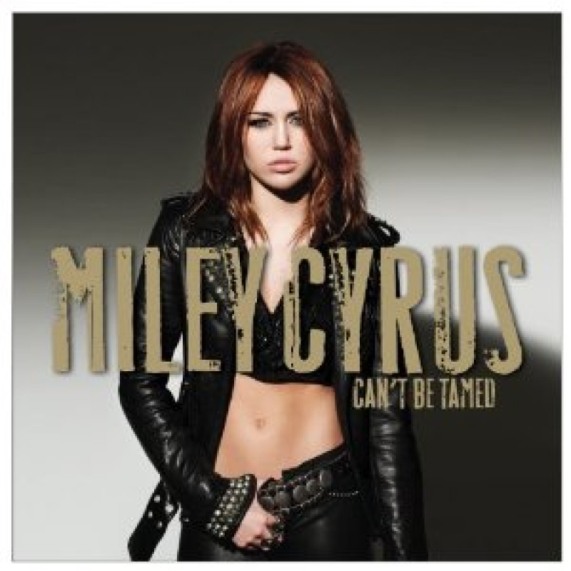 CD CYRUS MILEY - CAN'T BE TAMED
