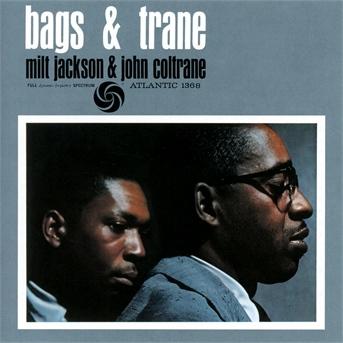 CD JACKSON, MILT & JOHN COLTRANE - BAGS & TRANE