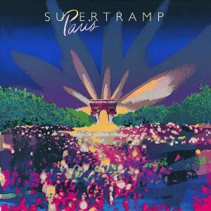 CD SUPERTRAMP - LIVE IN PARIS