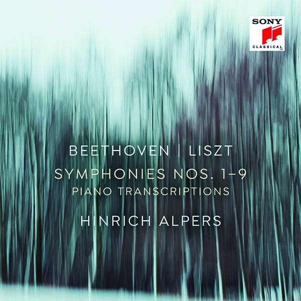 CD ALPERS, HINRICH - Beethoven: Symphonies Nos. 1-9