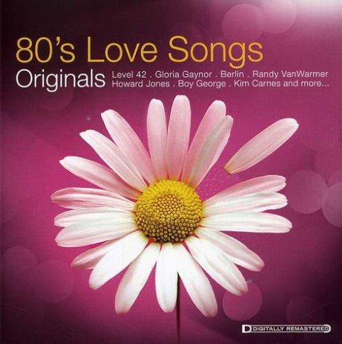 CD V/A - ORIGINALS-80S LOVE SONGS