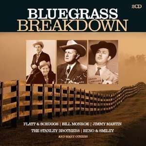 CD V/A - BLUEGRASS BREAKDOWN