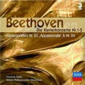 CD V/A - KLAVIERKONZERTE 1-5