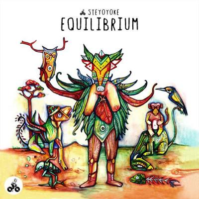CD V/A - EQUILIBRIUM