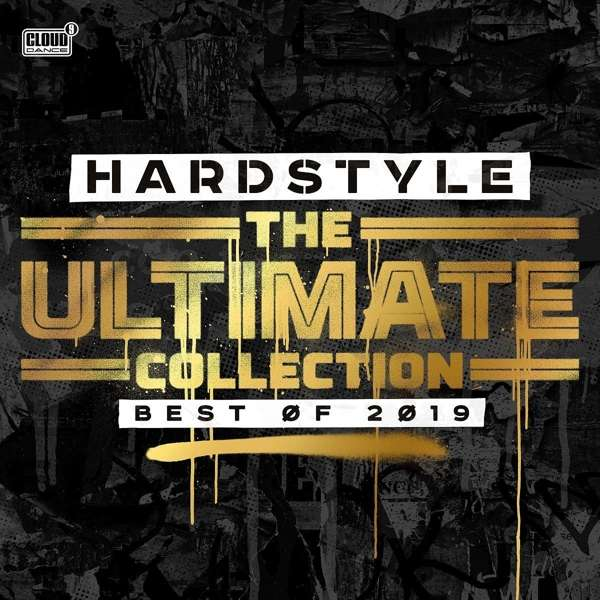 CD V/A - HARDSTYLE THE ULTIMATE COLLECTION BEST OF 2019