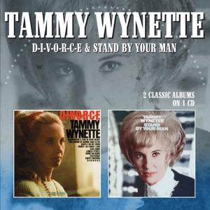 CD WYNETTE, TAMMY - D-I-V-O-R-C-E/STAND BY YOUR MAN