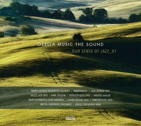 CD V/A - OZELLA MUSIC THE SOUND