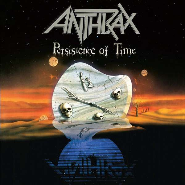 Anthrax - Vinyl PERSISTENCE OF TIME