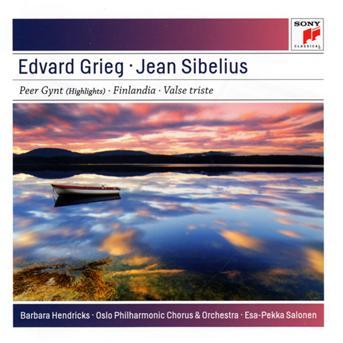 CD GRIEG, E. - Grieg: Peer Gynt, Op. 23 (Exc