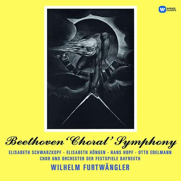 Vinyl BAYREUTH/WILHELM FURTWAENGLER - BEETHOVEN: SYMPHONY NO. 9