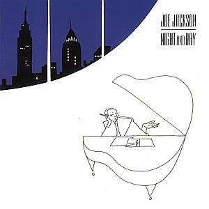 CD JACKSON JOE - NIGHT AND DAY