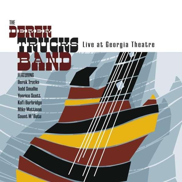 CD TRUCKS, DEREK -BAND- - LIVE AT GEORGIA THEATRE