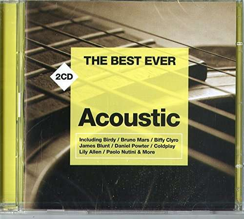 Various - CD THE BEST EVER: ACOUSTIC
