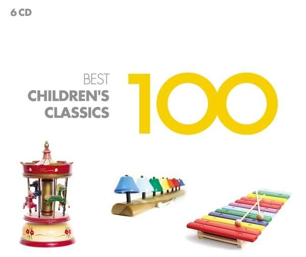 CD VARIOUS ARTISTS - 100 BEST CHILDREN'S CLASSICS