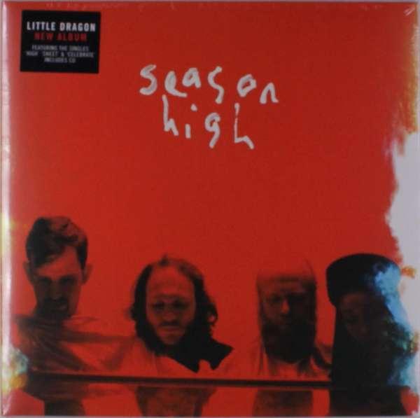 Vinyl LITTLE DRAGON - SEASON HIGH (LP+CD)