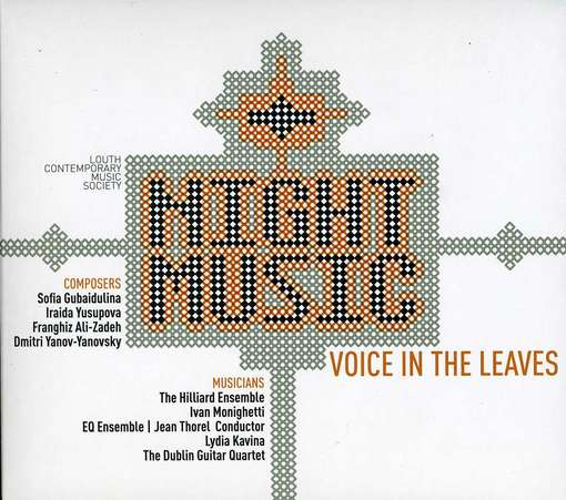 CD MONIGHETTI, IVAN - NIGHT MUSIC