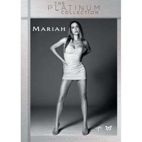 Mariah Carey - DVD The Platinum Collection #1's