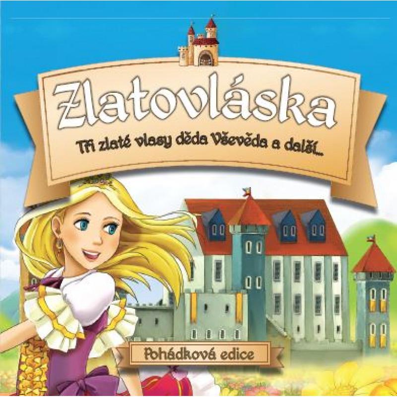 CD RUZNI/POHADKY - ZLATOVLASKA