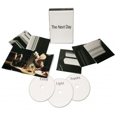 David Bowie - CD NEXT DAY EXTRA