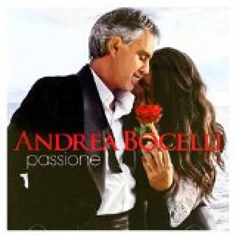 ANDREA BOCELLI - CD PASSIONE