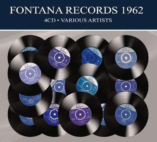 CD V/A - FONTANA RECORDS 1962