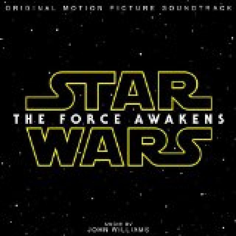 Soundtrack - CD Star Wars: The Force Awakens / Síla se probouzí / DLX