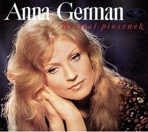 CD GERMAN, ANNA - RECITAL PIOSENEK