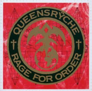 CD QUEENSRYCHE - RAGE FOR ORDER/R.