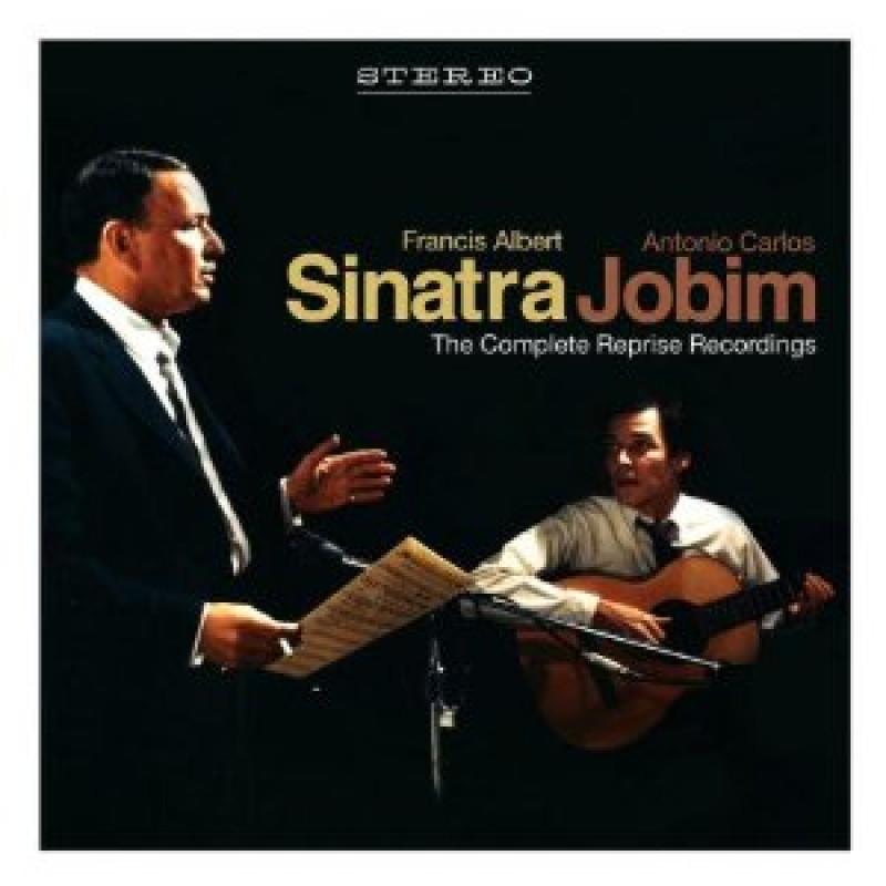 Frank Sinatra - CD SINATRA / JOBIM: THE COMPLETE REPRISE RECORDINGS