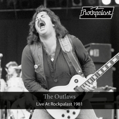 CD OUTLAWS - LIVE AT ROCKPALAST 1981