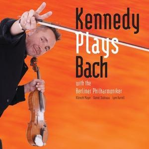 CD KENNEDY/BERLIN PHILHARMONIC ORCHESTRA - VIOLIN CONCERTOS A MIN.& E/CONCERTO FOR