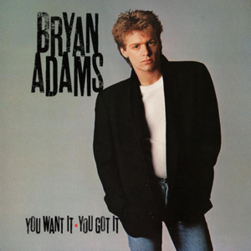 CD ADAMS BRYAN - YOU WANT IT, YOU GOT IT