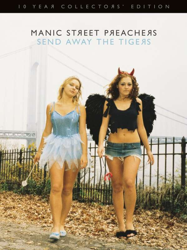 Manic Street Preachers - CD Send Away the Tigers - 10 Years Collectors' Edition