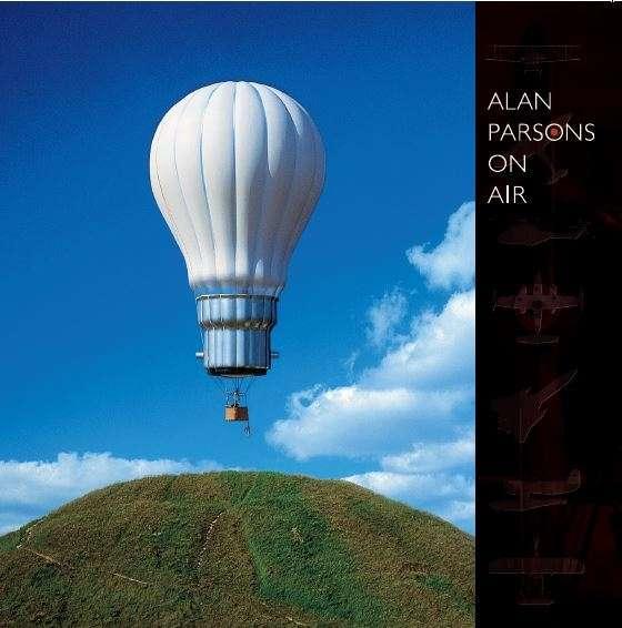 CD PARSONS, ALAN - ON AIR