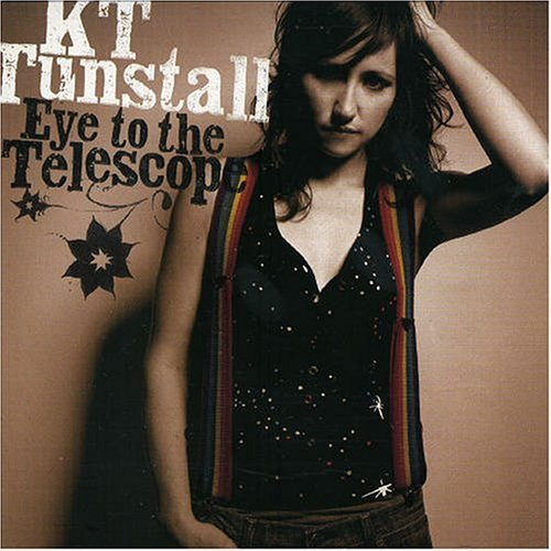 CD TUNSTALL KT - EYE TO THE TELESCOPE