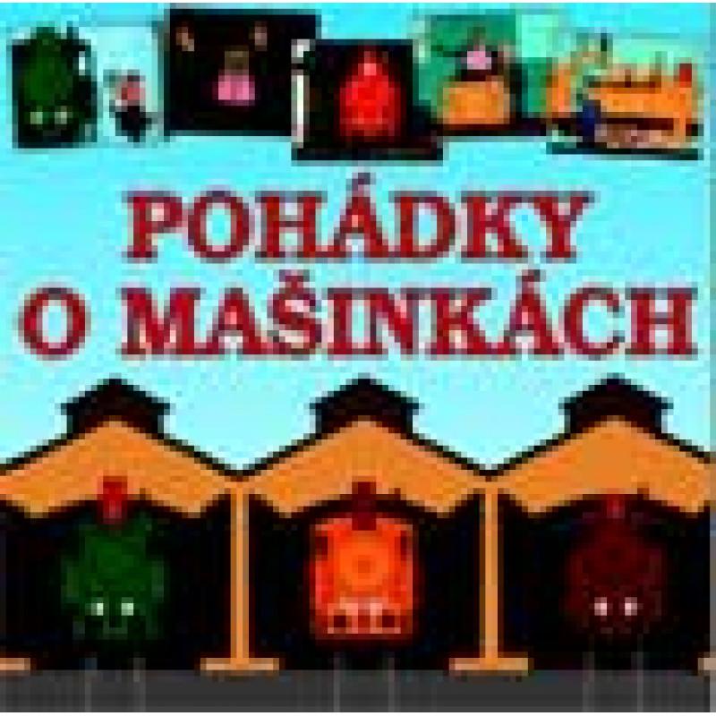 CD RUZNI/POHADKY - POHADKY O MASINKACH