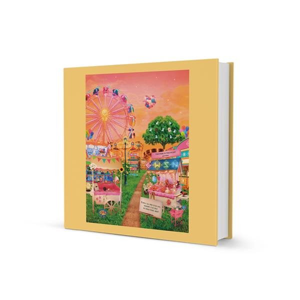 CD GWSN - PARK IN THE NIGHT PART 3