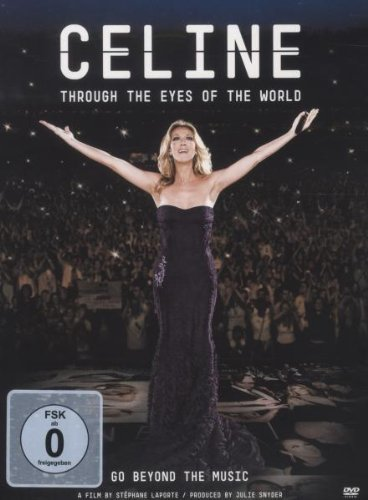 DVD Dion, Celine - Through the Eyes of the World