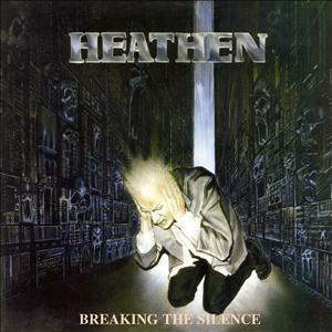 CD HEATHEN - Breaking The Silence